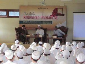 A. Fatih Syuhud seminar