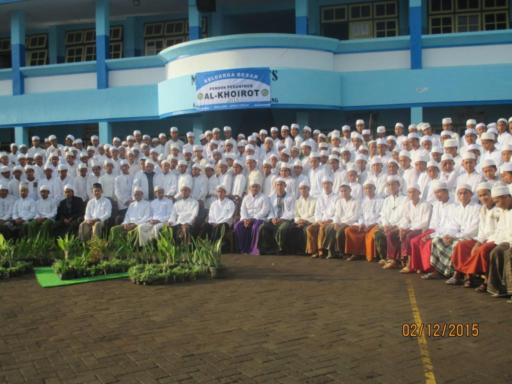Pondok Pesantren Putra Al-Khoirot Malang